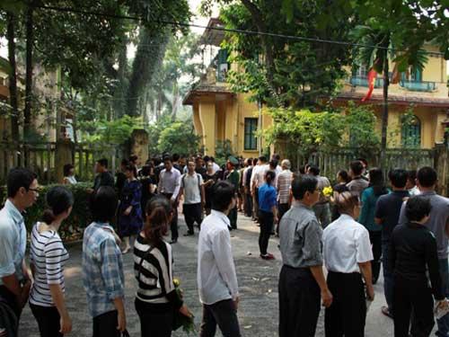 Ha Noi, General Vo Nguyen Giap's house, 30 Hoang Dieu Street, museum