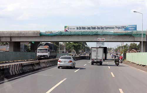 HCMC, expressway, Dong Nai, Long Thanh Bridge