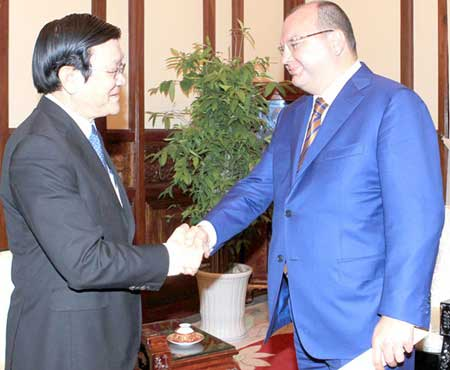 Vietnam shows desire for stronger ties with India