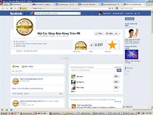 Facebook fanatics chase online bargains