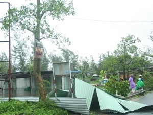 Storm Nari causes losses of $760 million for VN