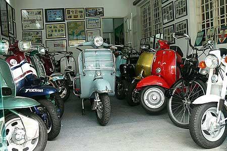 HCM City – Haven for vintage motorcycles - News VietNamNet