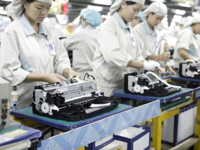 Vietnam's export relies on foreign-invested sector