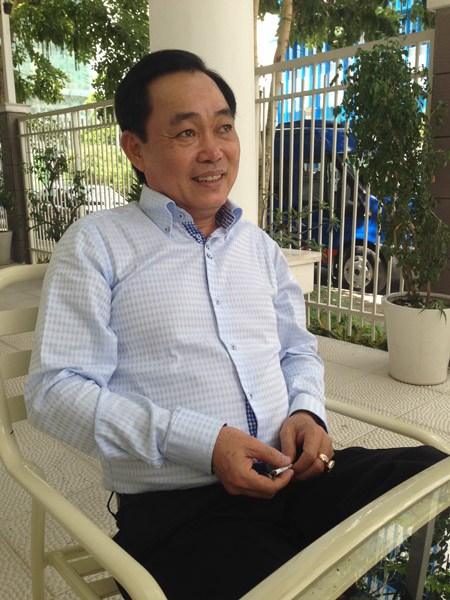 Businessman accuses Binh Duong Chair of breaking rules