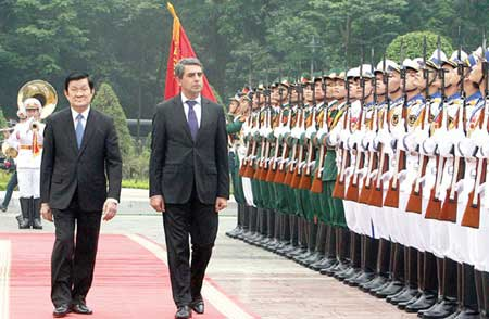 VN, Bulgaria vow greater ties