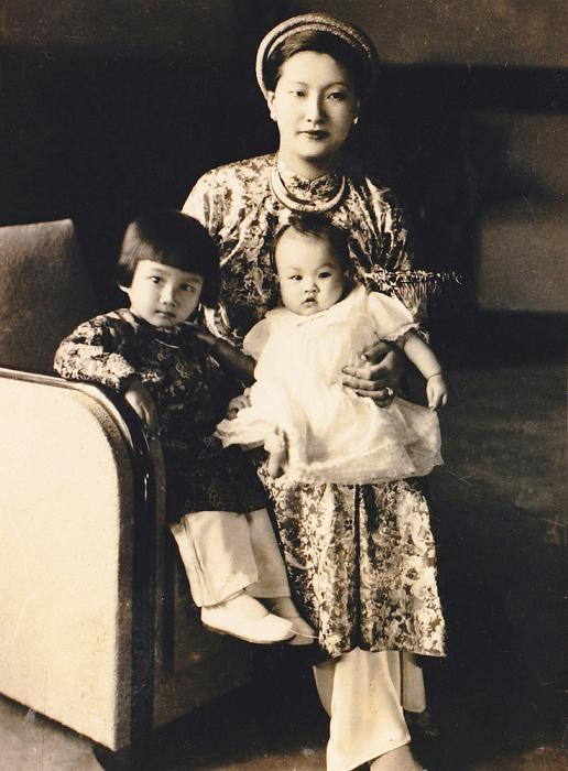 queen nam phuong, bao dai, vietnam, french rule period