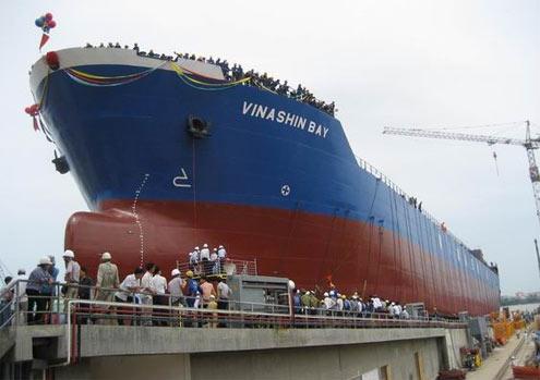 vinashin, sbic, establishment, scandal, losses, shipbuilding