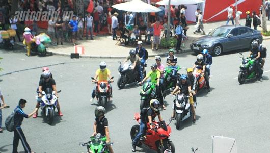 Vietnamese now favor large capacity motorbikes