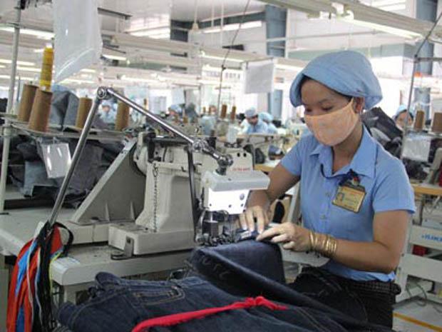 TPP, textile and garment firms, profit, benefit