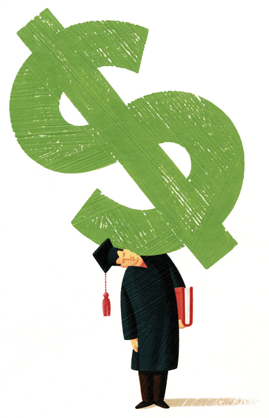 How much does a master degree cost?
