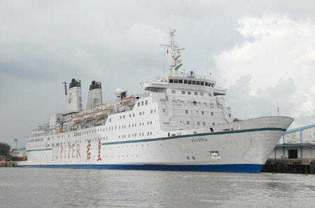 Star Cruise Ship Abandoned In Vietnam For Years News VietNamNet - Royale star cruise ship