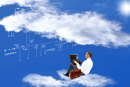 Cloud computing market warms up