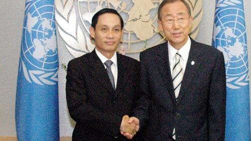 Human rights; UN Human Rights Council, East Sea seminar, UNCAT