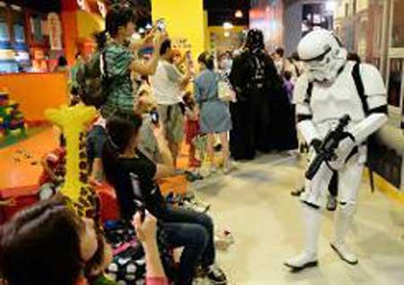 December 2015 release for new 'Star Wars' film