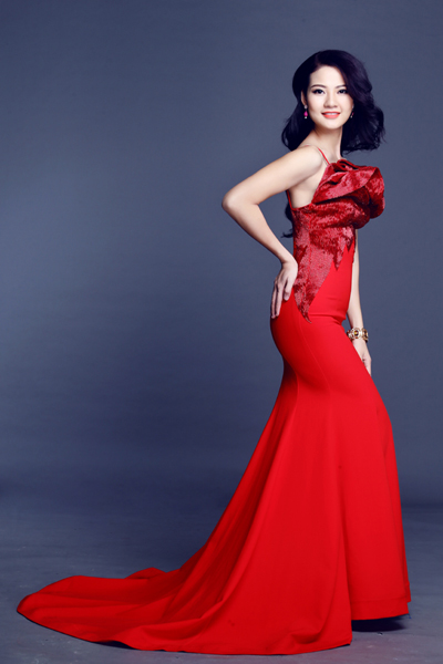 Mrs World 2013, tran thi quynh
