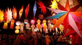 Hanoi opened its doors to Diwali, the Indian festival of lights, on November 9.