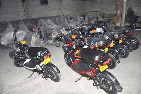 Electric bikes peddle menace on Hanoi streets