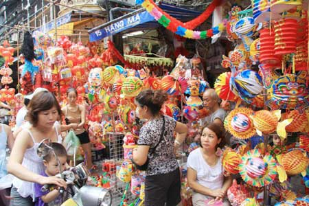 Viet Nam, Ha Noi, Old Quarter, shopping