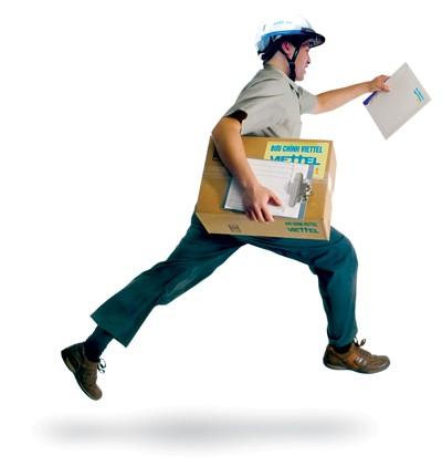 Express delivery service, DHL Express, FedEx, Hop Nhat, ViettelPost, VNPost
