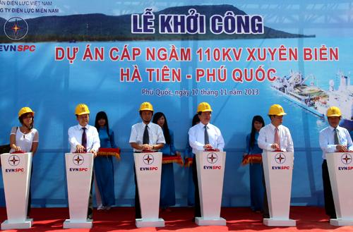 Construction of Southeast Asian longest submarine power cable begins