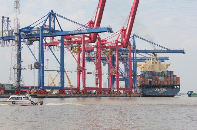 port development, MOT, vietnam, port management