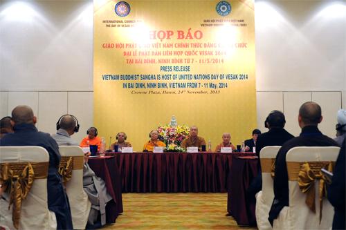 Vesak 2014, vietnam, bai dinh, buddhist, buddhism