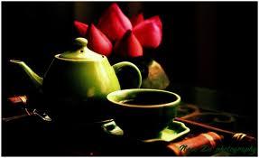 tea drinking, vietnam