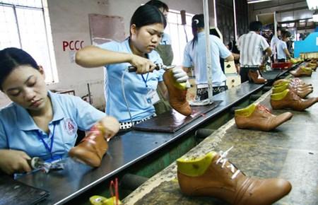 shoe production, shoe export, tpp, material shortage