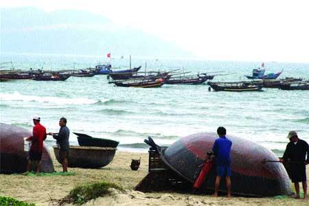 Craftsmen, Da Nang City, fishing village, Son Tra Peninsula