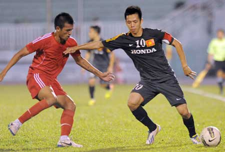 Team effort holds key to SEA Games success: U23 Vietnam