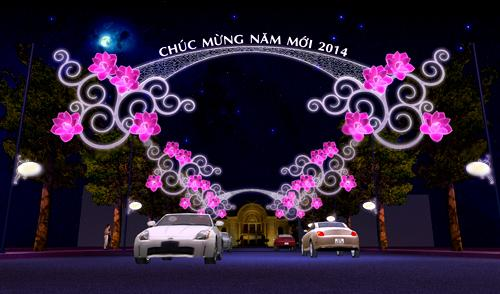 Eight Roads In Saigon To Shine Before Christmas News