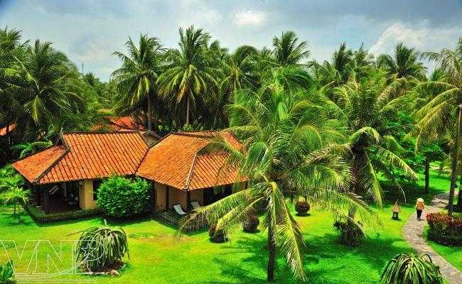 green tourism, mui ne, resorts, binh thuan
