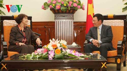 Vietnam, US, multifaceted cooperation, Vietnam-US relations