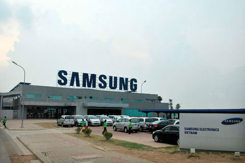 Leaving China, Samsung heading towards Vietnam to optimize profits