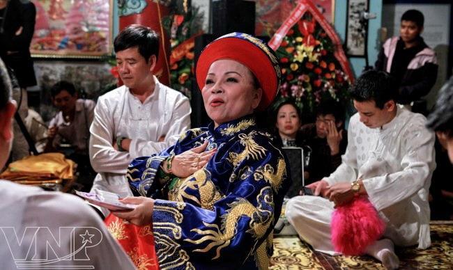 hau dong, chau van, unesco, heritage, mother goddess