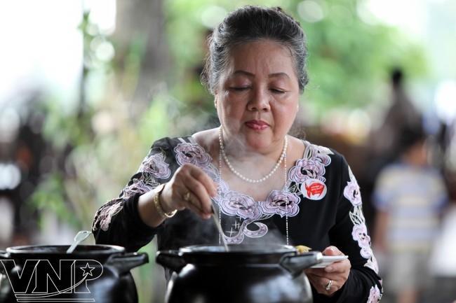 Chiem Thanh Long, binh quoi, vietnamese cuisines