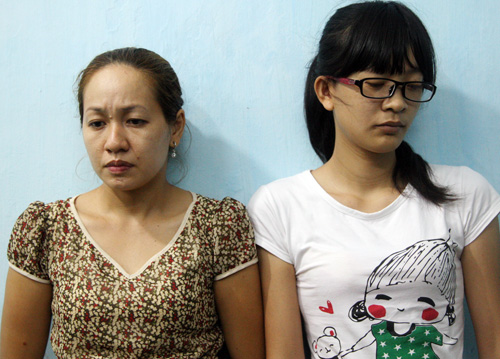 Two baby-sitters arrested for brutally torturing kids