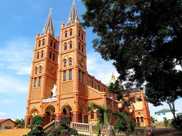 Unique Architecture Of Churches In Vietnam News Vietnamnet