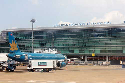 Tan Son Nhat airport, Vietnam Airlines, Long Thanh airport
