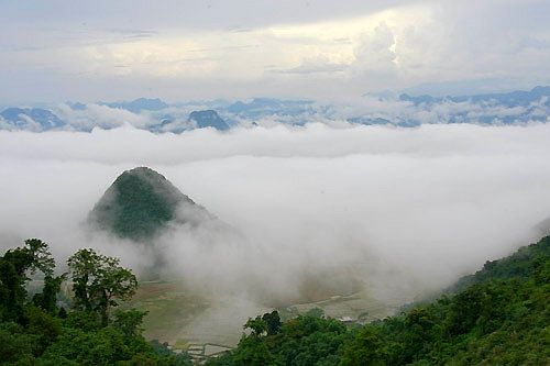 thung may, lung van, hoa binh, cloud valley