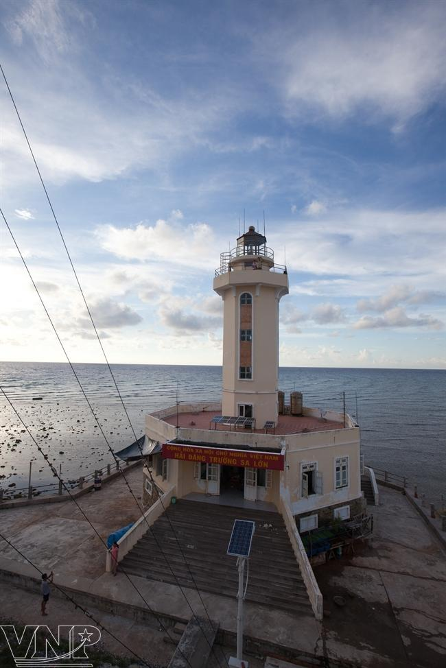 lighthouses, truong sa, paracels