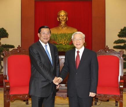 Viet Nam, Cambodia, Prime Minister Hun Sen, multi-faceted cooperation