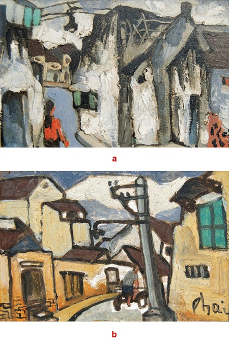 Artworks by famous Vietnamese painters will go under the hammer at an auction in Singapore next month.