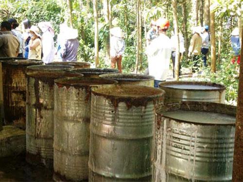 environmental pollution, legal loopholes, vietnam