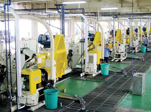 SMEs, ban, older machinery, import