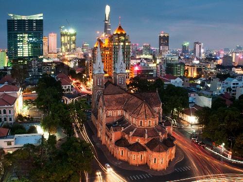 Saigon on the list of the best travel photos 2013
