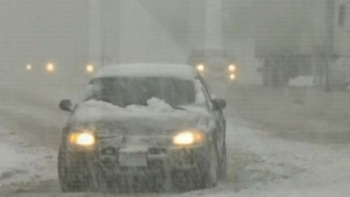 US north-east braces for first major snow storm of 2014