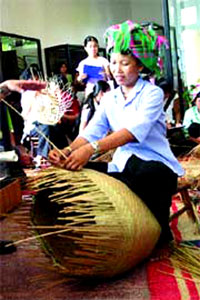 Government project, Viet Nam, ethnic minority groups, unique customs, traditional villages