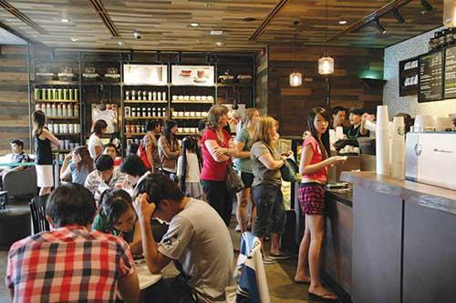 Vietnam, retail market, Vietnam Franchises
