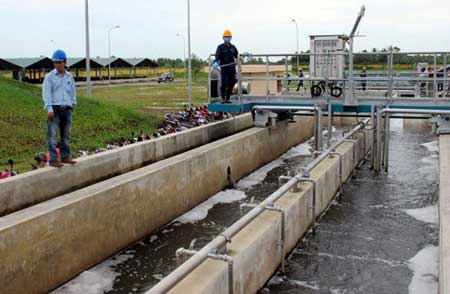 Vietnam must improve waste water treatment
